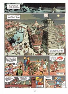 Extrait de Spirou et Fantasio -49- Spirou et Fantasio à Tokyo