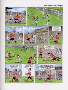 Extrait de Les foot furieux -6- Tome 6