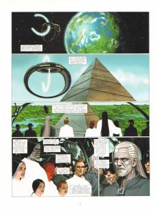 Extrait de Les technopères -8- La Galaxie promise