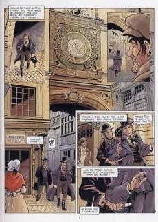 Extrait de Docteur Monge -6- La part d'ombre
