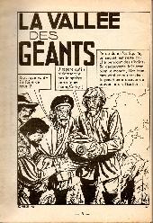 Extrait de Aventures fiction (2e série) -2- La vallée des géants