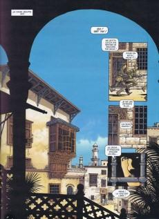 Extrait de La croix de Cazenac -8- La Mort du Tigre