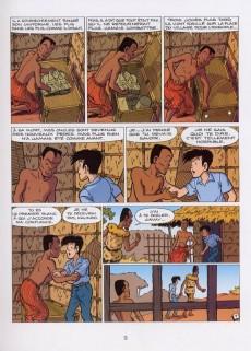Extrait de Jimmy Tousseul (Les nouvelles aventures de) -2- Le piège