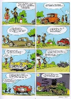 Extrait de Modeste et Pompon (Franquin) -1+2- 60 aventures de Modeste et Pompon