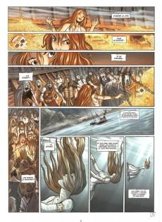 Extrait de Le sang du dragon -2- La Pierre de Gaëldenn