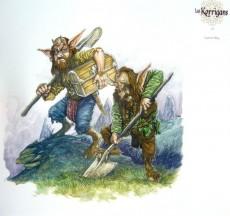 Extrait de Les korrigans - Les Korrigans