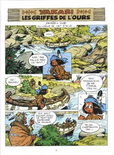 Extrait de Yakari -32- Les griffes de l'ours