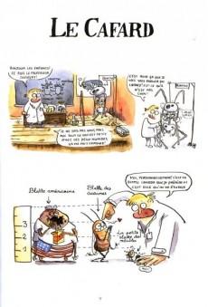 Extrait de Professeur Choupsky présente - Le Cafard