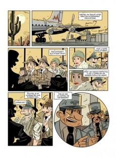 Extrait de A.D.A. - Antique Detective Agency -2- La vallée du squelette hostile
