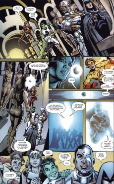Extrait de DC Universe (Hors série) -3- Le retour de Donna Troy