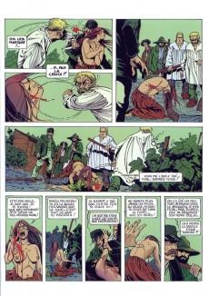 Extrait de Souvenirs de Toussaint -4- La croix des vaches