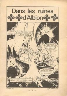 Extrait de Hercule (1e Série - Collection Flash) -3- Dans les ruines d'Albion