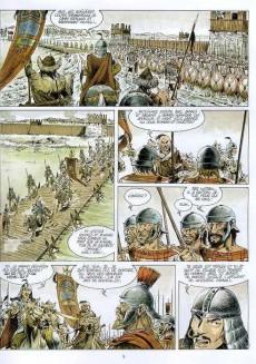 Extrait de Attila... mon amour -3- Le maître du Danube