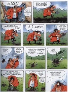 Extrait de Arnest Ringard et Augraphie - Tome 2INT