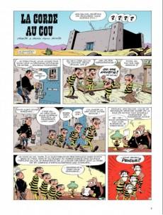 Extrait de Lucky Luke (Les aventures de) -2- La corde au cou