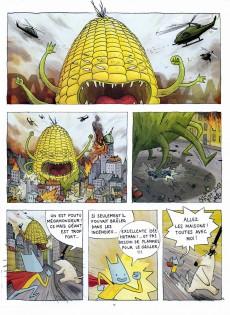 Extrait de Mégamonsieur (Les aventures de) -2- Y'en a marre des fioulpes !