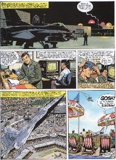 Extrait de Buck Danny (Tout) -16- Embrouilles en temps de paix