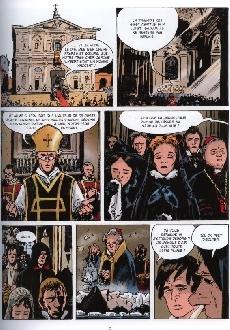 Extrait de Le maître Rouge -2- La compagnie de la Mort Charitable