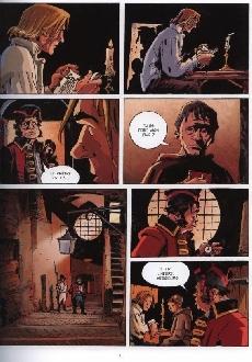 Extrait de Le maître Rouge -1- L'ange du château