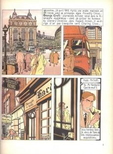 Extrait de Albany & Sturgess -1a1984- Le rendez-vous de Sevenoaks