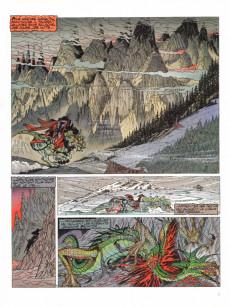 Extrait de Percevan -11- Les Sceaux de l'Apocalypse
