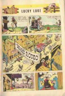 Extrait de Lucky Luke -2- Rodéo