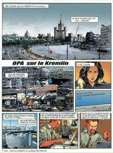 Extrait de Insiders -5- O.P.A. sur le Kremlin