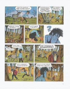 Extrait de Philémon (Nouvelle édition) -4c- Le château suspendu