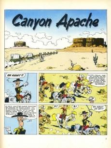 Extrait de Lucky Luke -37- Canyon Apache
