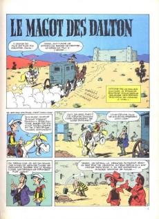 Extrait de Lucky Luke -47- Le magot des Dalton