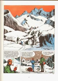 Extrait de Luc Orient -10c1983- Le 6ème continent