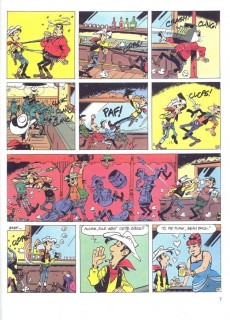 Extrait de Lucky Luke -51- Daisy Town
