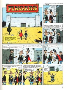 Extrait de Lucky Luke -52- Fingers