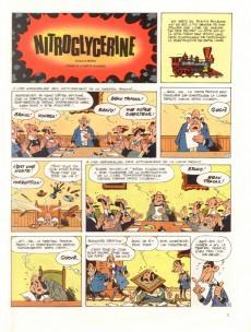 Extrait de Lucky Luke -57- Nitroglycérine