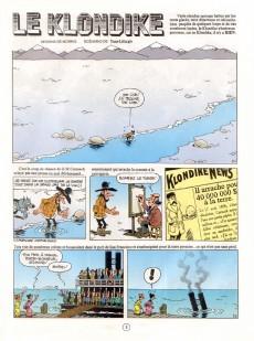 Extrait de Lucky Luke -66- Le Klondike