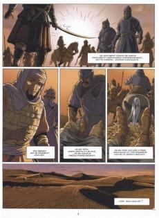 Extrait de Les aigles décapitées -19- Le Jugement du Roi