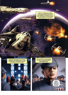Extrait de Star Wars - BD Magazine / La saga en BD -1- Les Jedi aux abois - L'Avènement de Vador - Le Destin de Boba Fett