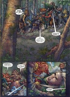 Extrait de Star Wars - BD Magazine / La saga en BD -4- Boba Fett : la Voie du guerrier - Le Dernier espoir des Jedi - La Ballade de C3-PO