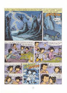 Extrait de Yoko Tsuno -23- La pagode des brumes