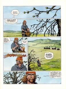 Extrait de Complainte des Landes perdues -2- Blackmore