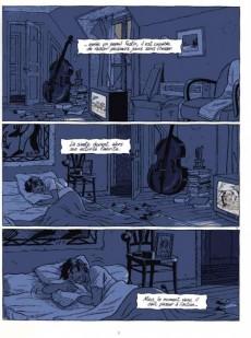 Extrait de Le sommeil de Léo