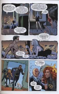 Extrait de X-Men (New) (Marvel Deluxe) -3- Planète X
