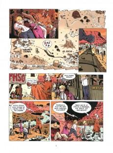 Extrait de Butch Cassidy -2- El Paso