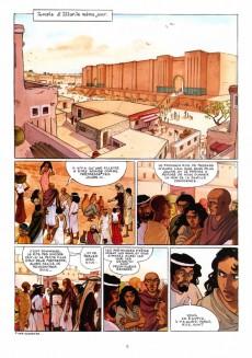 Extrait de Sur les terres d'Horus -6- Hori ou le courroux d'Istar
