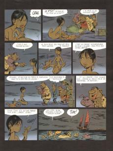 Extrait de Les innommables (Premières maquettes) -42- Ching Soao