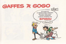 Extrait de Gaston -3a- Gaffes à gogo