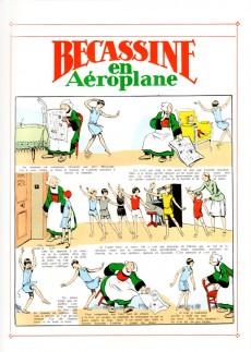 Extrait de Bécassine -16b- Bécassine en aéroplane