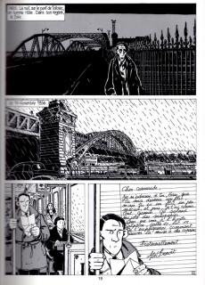 Extrait de Nestor Burma -1c1996- Brouillard au pont de Tolbiac