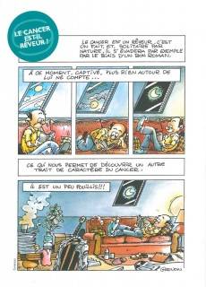 Extrait de Le mini-guide -4- Le mini-guide du Cancer