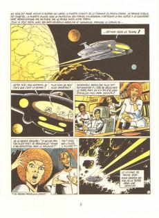 Extrait de Tärhn, prince des étoiles -4- Planète oubliée